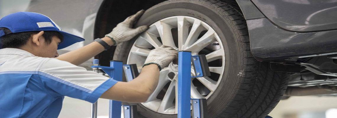 remplacer ses pneus